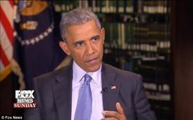 اوباما: تا پایان امسال موصل آزاد می شود