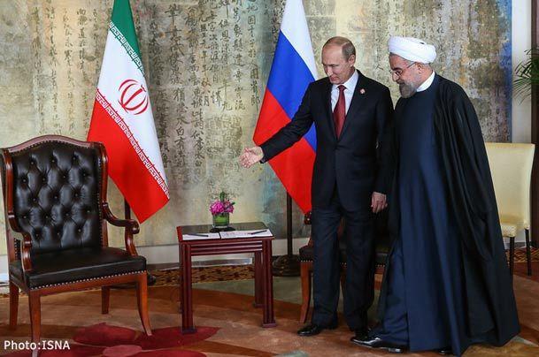گفت و گوی تلفنی پوتین و روحانی دوشنبه درباره روند مذاکرات هسته ای