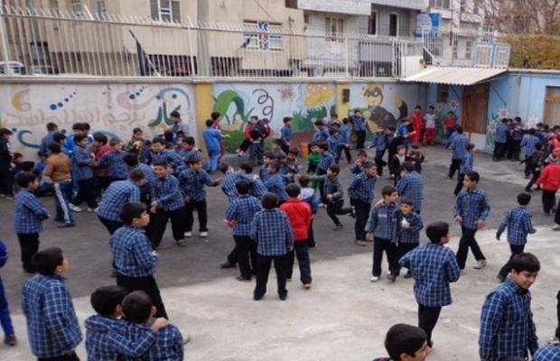 مدارس شهرستان اهواز تا پایان هفته تعطیل است