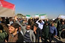 اقدام های تروریستی، ملت ایران را مقابل استکبار عقب نمی راند