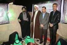 نمایشگاه کوچههای بنیهاشم در خورموج بوشهر