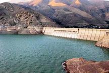 حجم ذخیره آب سد کمال صالح اراک 30 درصد کاهش یافت