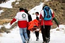 پایان عملیات نجات  یک نفر جان خود را در حادثه تونل برفی ازنا از دست داد