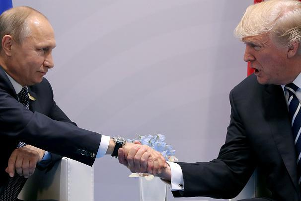 دیدار پوتین پرتجربه و ترامپ تازه کار غیرقابل پیش بینی