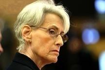 وندی شرمن: کارزار فشار حداکثری نتوانسته ایران را متوقف کند/ آمریکا در موقعیت دشواری قرار دارد