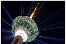 مسابقات پله نوردی برای آتش نشانان سراسر کشور در برج میلاد برگزار می شود