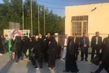 222 دانش آموز دیر بوشهر به اردوهای راهیان نور اعزام شدند