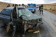 تلفات ناشی از حوادث جاده ای در بوکان 1.5 برابر شده است
