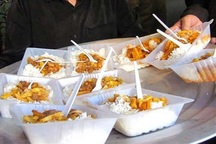طرح 'هر شهروند یک پرس غذا' در بهمئی آغاز شد