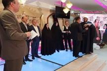 مراسم اعزام ورزشکاران قزوین به جاکارتا برگزار شد