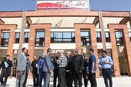 راهآهن ارومیه در آستانه تحویل پروژه به شرکت رجا