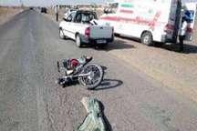 حادثه رانندگی دانش آموز گنبدی را به کام مرگ برد