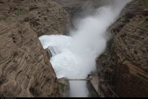 ورودی آب سدهای خوزستان روند کاهشی گرفت
