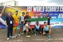 تیم دوومیدانی دانشآموزان ایران قهرمان مسابقات جهانی شد