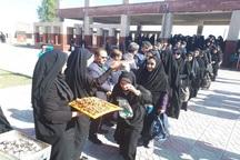 120 دانش آموز باشتی به مناطق عملیاتی اعزام شدند