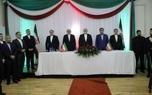 دیدار ظریف با ایرانیان مقیم آفریقای جنوبی