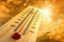 افزایش هشت درجهای دمای استان تا آخر هفته