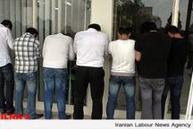 مصدومیت 18 نفر با سلاح گرم و سرد در زرند  بازداشت 6 نفر از عاملان درگیری