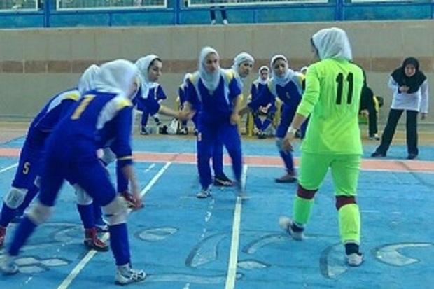مسابقات کبدی بانوان جام رمضان در قزوین پایان یافت