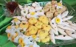 قیمت انواع شیرینی پرمصرف عید