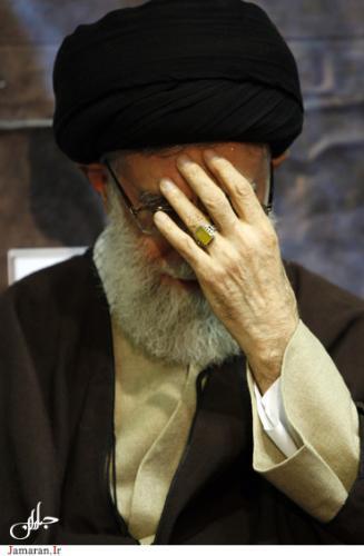 پیام تسلیت مقام معظم رهبری به مناسبت ارتحال همسر رهبر کبیر انقلاب اسلامی