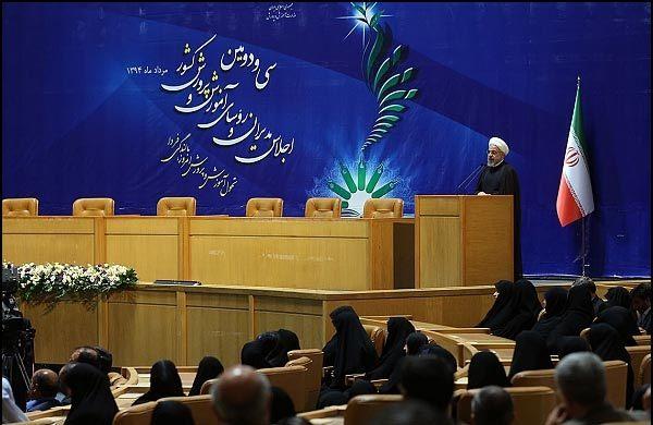 ملت ایران صلح طلب است اما متجاوز را پشیمان می کند/فضای جامعه و مدارس باید متحول شود