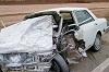 برخورد پژو با پیکان در جاده اهر تبریز ۶ کشته و مصدوم درپی داشت