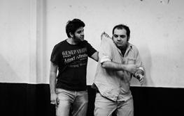 اجرای یک نمایش همزمان در تهران، پاریس و لندن