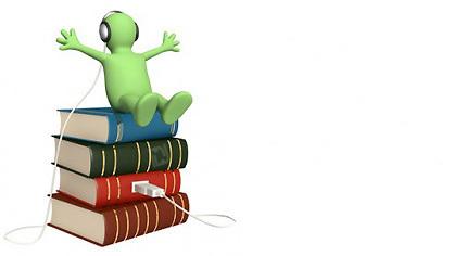 رونق کتابهای صوتی در سال ۲۰۱۴