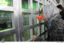بازدید یک گروه لهستانی از حرم مطهر امام راحل