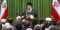 بازدید رهبر انقلاب از نمایشگاه دستاوردهای وزارت دفاع در حسینیه ی امام خمینی(ره)