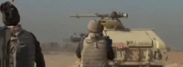 فیلم/ ادامه پیشروی نیروهای عراق در موصل