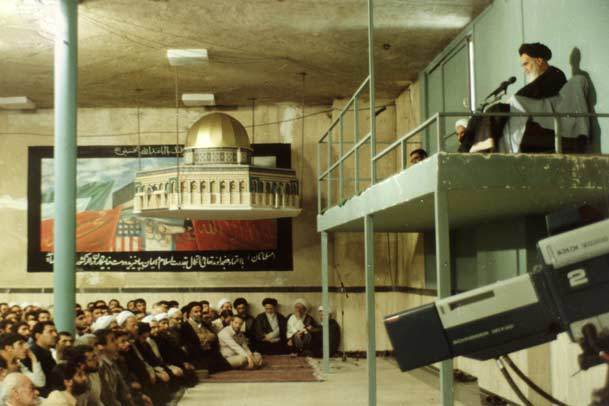 سخنان امام خمینی در جمع ستاد پیگیرى فرمان 8 مادهاى