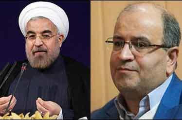 حکم تنفیذ رئیس منتخب نظام پزشکی در انتظار امضای روحانی