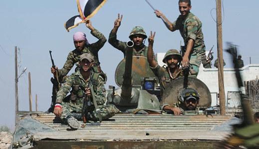 آمریکا و هم پیمانانش حل بحران سوریه را به تأخیر می اندازند