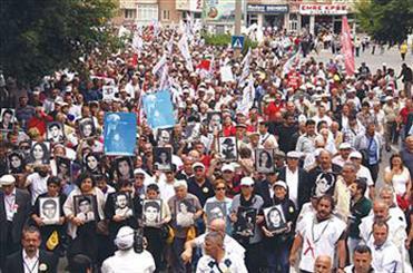 دادگاه حقوق بشر اروپا به ترکیه دستور داد به خانواده قربانیان درگیری ها غرامت بدهد