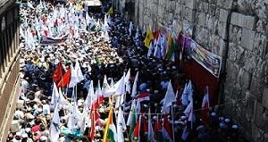 برگزاری راهپیمایی روز جهانی قدس در دمشق
