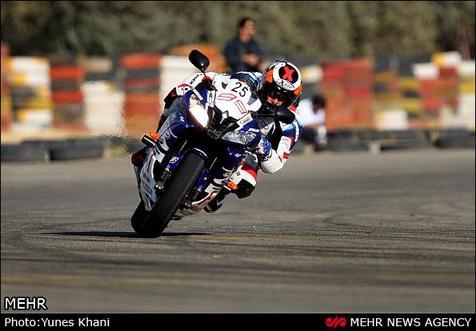 مسابقات موتورسواری سرعت