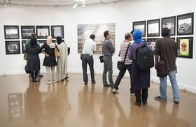 """""""غزه"""" در گالری های تهران"""