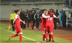 عابدینی بهترین بازیکن در دیدار تراکتورسازی و الاهلی امارات