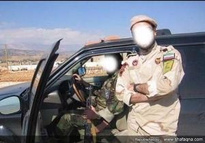 سربازان ایران در مرز لبنان؟ رسانه های اسرائیلی با انتشار تصاویری ادعا کردند + تصاویر