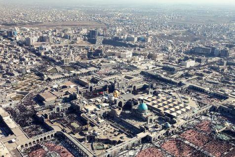 شهردار مشهد: با بلندمرتبهسازی اطراف حرم مخالفم