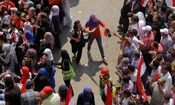 آزار جنسی زنان؛ پدیده دائمی در بهار عربی!