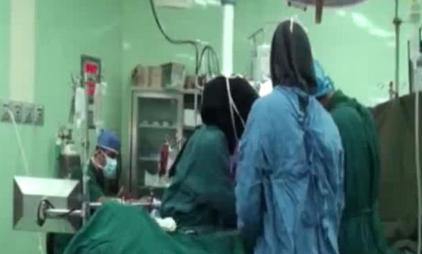 فیلم/ موفقیت در جراحی میکروسکوپی شریان قاعده ای مغز