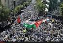 ایرانیان آزادی قدس را فریاد می زنند