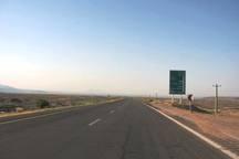 175 کیلومتر بزرگراه در جنوب کرمان به بهره برداری رسید
