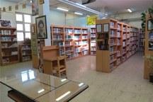 بروجن رتبه دوم سرانه فضای فیزیکی کتابخانه ها را دارد