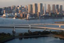 پایتخت ژاپن با زلزله ای شدید از ترامپ استقبال کرد