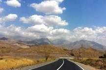 عملیات ایمنی و بهسازی جاده کوهستانی طالقان اجرا شد