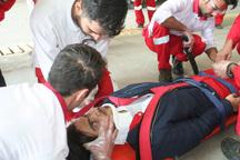 اولین دوره بازآموزی طرح امداد و نجات در زنجان آغاز شد